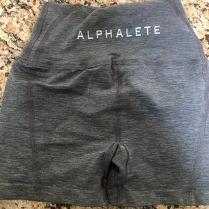 Alphalete athletics shorts